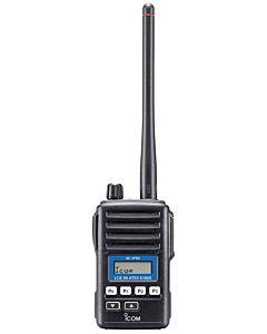 IC-F61 UHF c/w Scrambler-1