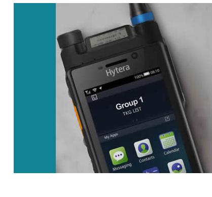 LTE PoC Devices
