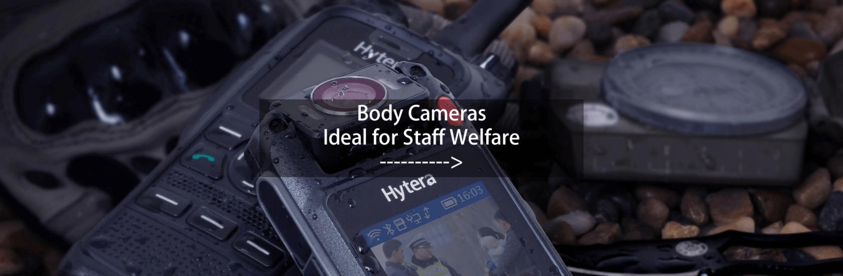Hytera Body Cameras