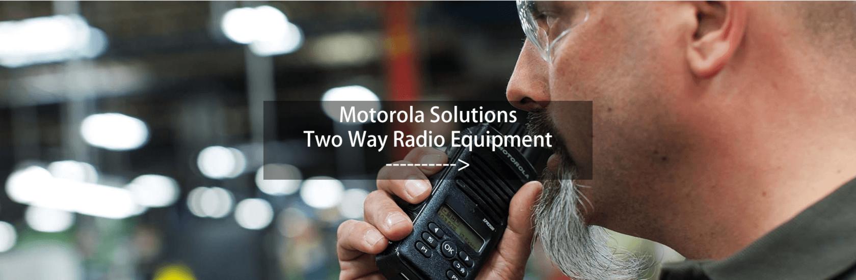 Motorola DP4000 Series Radios